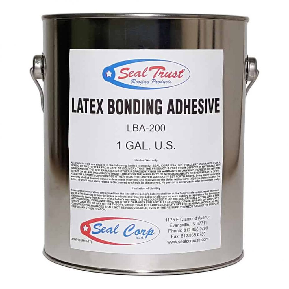 Latex Bonding Adhesive