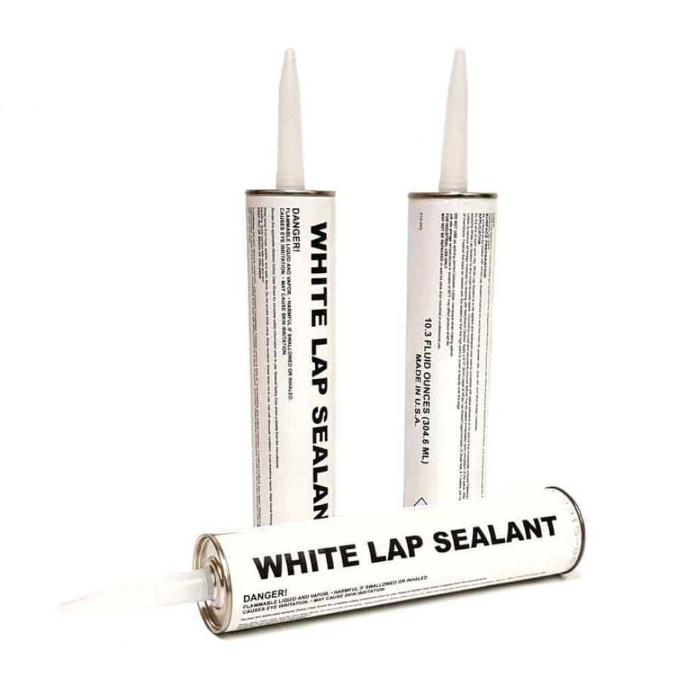 TPO Lap Caulk, Lap Caulk, White Lap Sealant
